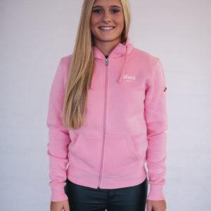 Damen Malmö Zipper - rosa