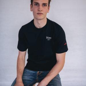 Herren Malmö Shirt - schwarz