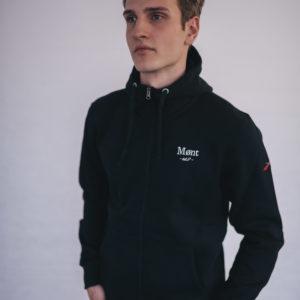 Herren Malmö Zipper - schwarz