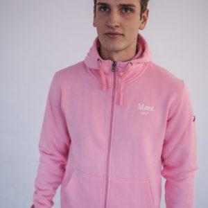 Herren Malmö Zipper - rosa