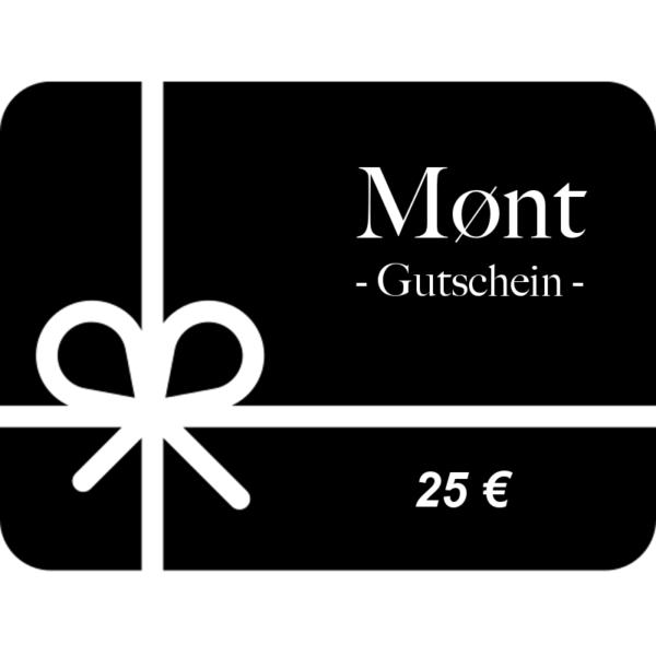 Gutschein - 25 €