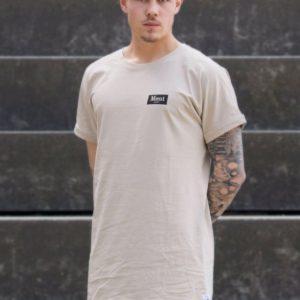 Herren Brøndby Oversize-Shirt - beige