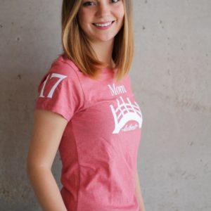 Damen Øresund T-Shirt - rosa