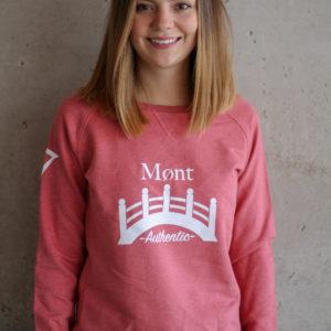 Damen Øresund Sweatshirt - rosa
