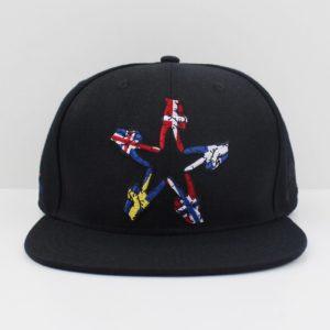 Cap Mønt Scandinavia - schwarz